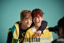 Woojin Seungmin The Star Magazine May 2018 (2)