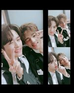 Lee Know and Woojin IG Update 180523