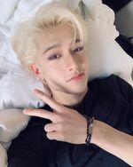 Bang Chan IG Update 20190507