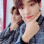 Hyunjin and I.N IG Update 181117