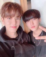 Seungmin Changbin IG Update 20190306