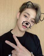 Bang Chan IG Update 20190823 (1)