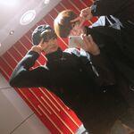 I.N and Hyunjin IG Update 181117