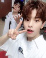 Seungmin and I.N IG Update 180805