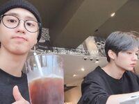 Han Lee Know IG Update 20190824