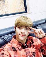Woojin IG Update 180423