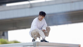 Woojin Voices Performance Video Shooting Behind (1)