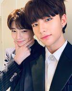 Hyunjin I.N IG Update 20190208 (2)