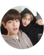 Seungmin Hyunjin IG Update 20181228 (1)