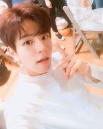 Seungmin IG Update 180428 (2)