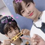 I.N and Seungmin IG Update 180826 (1)