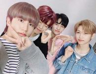 Han, Seungmin, Hyunjin and Felix IG Update 180310 (2)