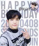 Birthday Woojin 2019
