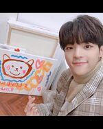 Woojin IG Update 181126 (4)