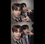 Seungmin and Hyunjin IG Update 180131 (2)