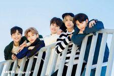 Woojin, Felix, Lee Know, Han and Hyunjin Naver x Dispatch (1)