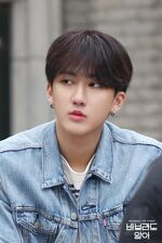 Changbin Mixtape On Track MV Behind