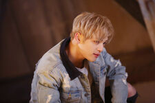 Woojin Grr Law of Total Madness Performance Video Shooting Behind (1)