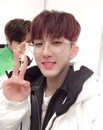Lee Know Changbin IG Update 20181210 (2)