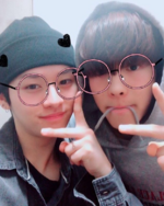 Lee Know and Seungmin IG Update 180201 (3)