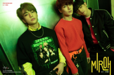 Woojin, Hyunjin and I.N Clé 1 Miroh Promo Picture