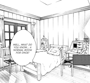 Miki's room