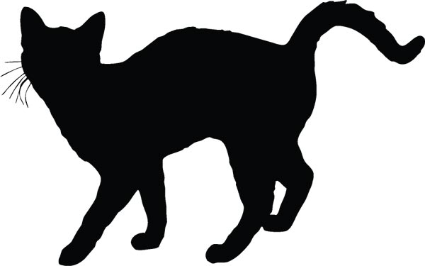 Vector-cat-silhouette-shape2
