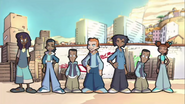 The Rifflers as of Season 3 02