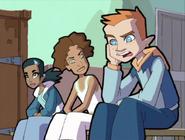 Samira, Singasino, and Jeremy