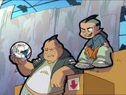 Head Butt and Cartoon 002