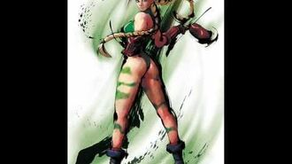 Street Fighter IV-Theme of Cammy