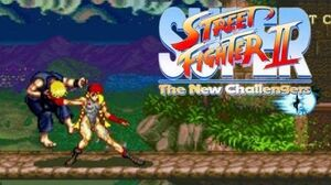 Super Street Fighter II The New Challengers - Wii U trailer