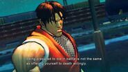 Super Street Fighter IV (AE) - Guy's Rival Cutscene English Ver