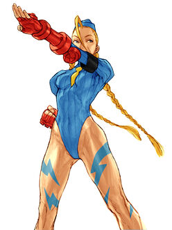 Cammy Alpha years