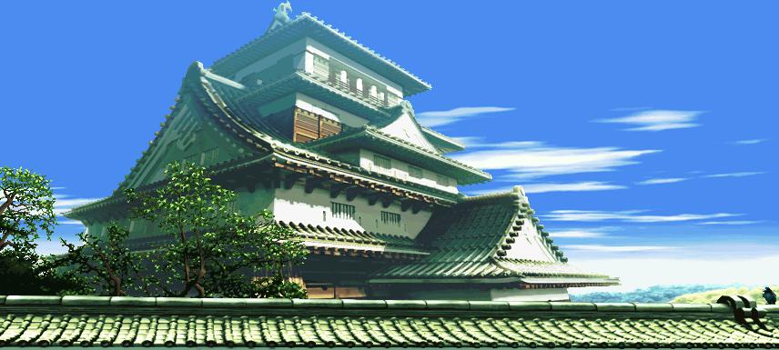 Suzaku Castle Street Fighter Wiki Fandom