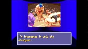 Street Fighter Alpha 2 Sodom (Katana) Ending