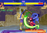 Street Fighter Alpha CP-S II