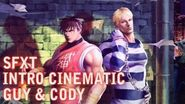 SFXT Guy & Cody Intro Cinematic