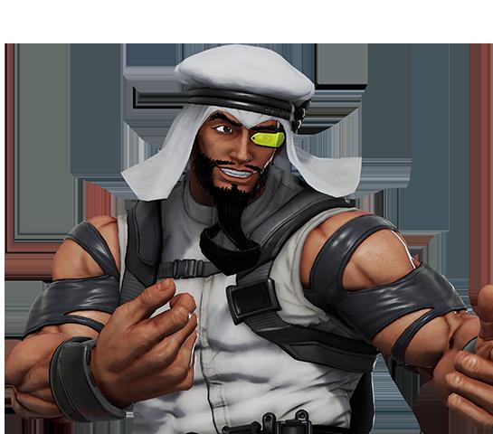 Rashid Street Fighter Wiki Fandom