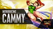 SFV Character Introduction Series - Cammy
