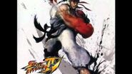 Street Fighter IV OST - Drive-in at Night Stage -USA-