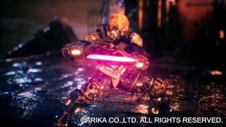 Doctrine Dark(8470B) The Mysterious Fighting Game (Title Still Undecided)