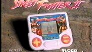 Street Fighter II LCD Game Commercial