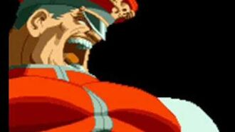 X-Men Vs Street Fighter-Theme of M.Bison