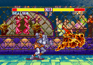 PlayStation SF2'