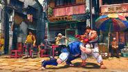 SFIV Abel vs Ryu