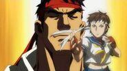 SSF4 Story - Ryu's Ending