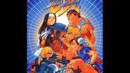 Street Fighter EX-Strange Sunset (Guile)