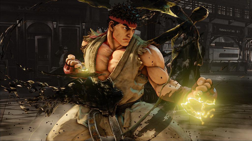 Denjin Renki Street Fighter Wiki Fandom