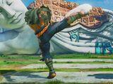 Step High Kick